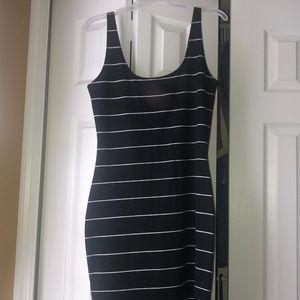 Body-Con Midi Dress